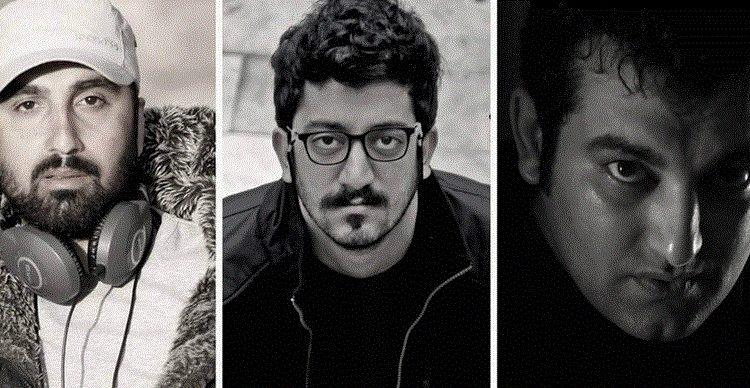 Mehdi Rajabian, Hossein Rajabian, and Yousef Emadi